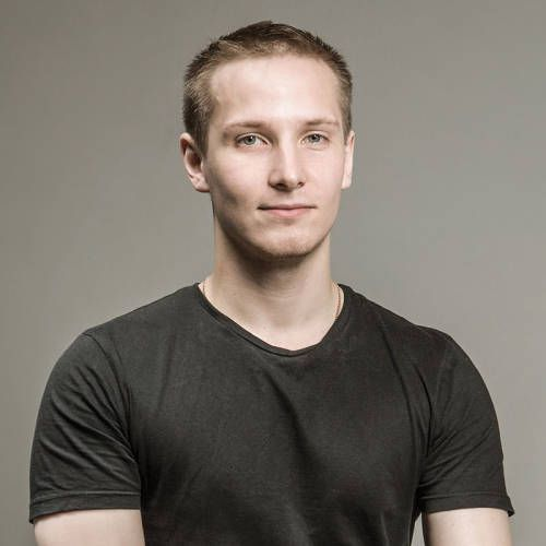 Andrey M., Full-Stack Developer