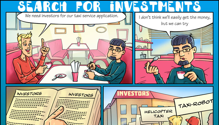 Search of Investments Preview