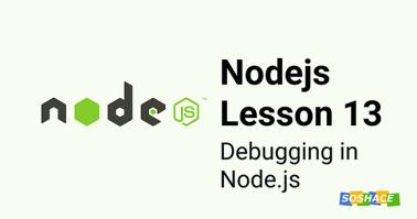 Node.js Lesson 13: Debugging in Node.js