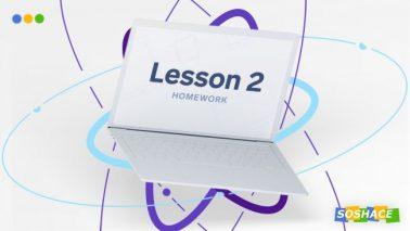 React Lesson 2: Homework Assignment