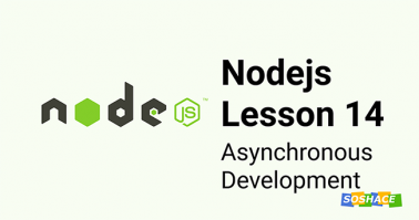 Node.js Lessons 14: Async Development
