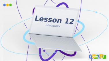 React Lesson 12: Checking Homework Progress from Lesson 11