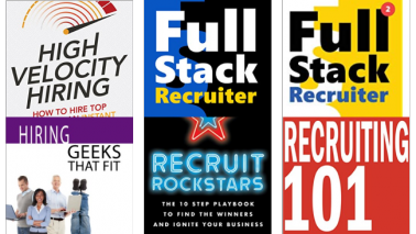 TOP 5 Latest Books for Hiring Best People in Tech (and Other Areas)