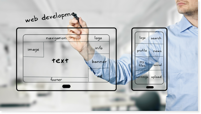 Differences between App & Web Developers and Designers