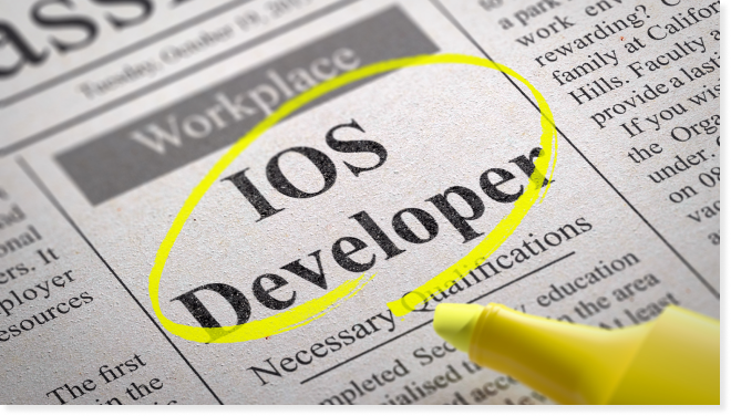 Who is an iOS Developer?