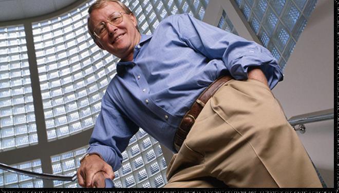 Jim Clark, founder, Netscape. Courtesy of Industry Week