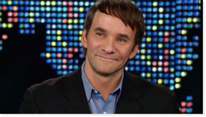 Keith Ferrazzi at Larry King's Show