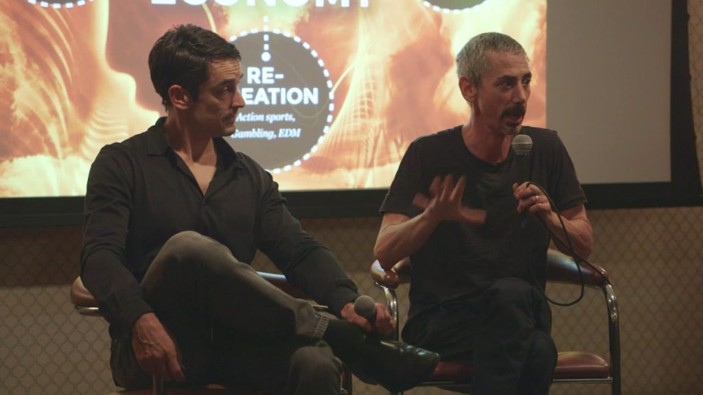 Steven Kotler and Jamie Wheal speak about their new book Stealing Fire at the Soho House NYC. Retrieved from Youtube