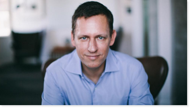 Peter Thiel. Retrieved from General Assembly.