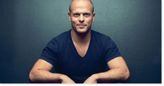 Tim Ferriss. Courtesy of Enterpreneur