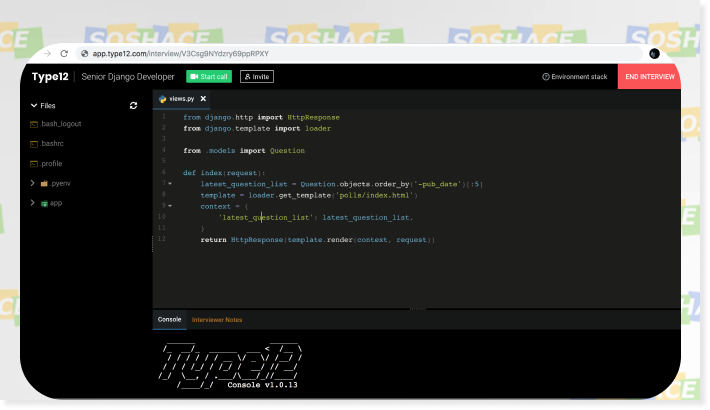 TOP 5 Coding Interview Tools for Screening & Testing Web