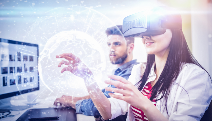 Augmented & Virtual Realities