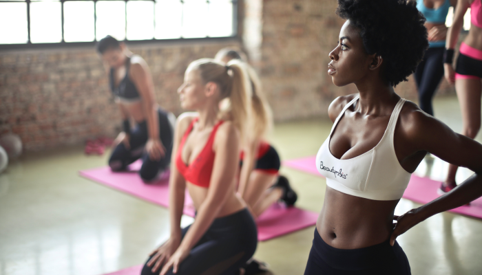 Forte: Join a Boutique Studio Fitness Class in Real-Time