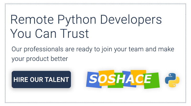 Hire Remote Python Developers