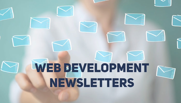 Web Development Newsletters: JavaScript, React, Vue, Angular Email Newsletters