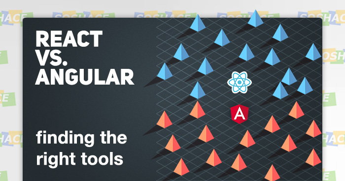 React vs. Angular: Choosing the Right Tools for Your Next Project