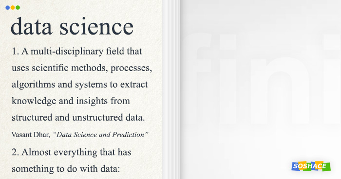 Data Science Overview: The Bigger Picture