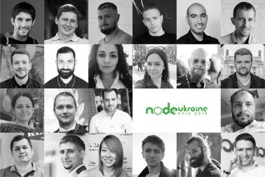 Conference NodeUkraine 2019 Cover