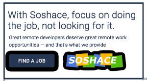 artwork depicting a stylized Soshace banner
