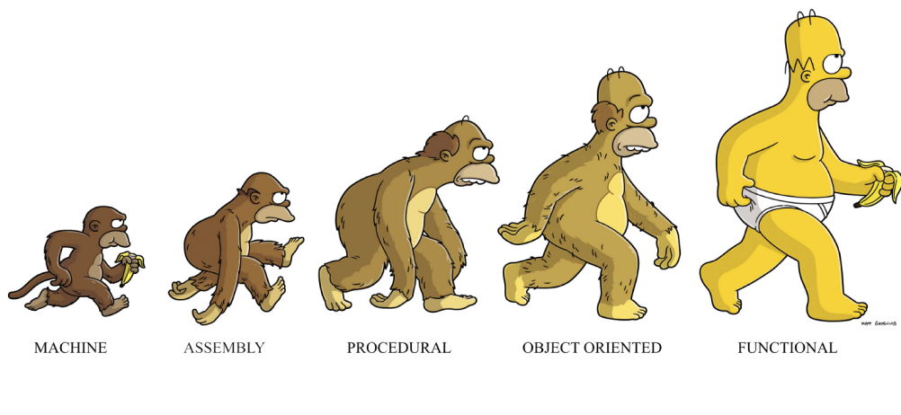 Programming Evolution
