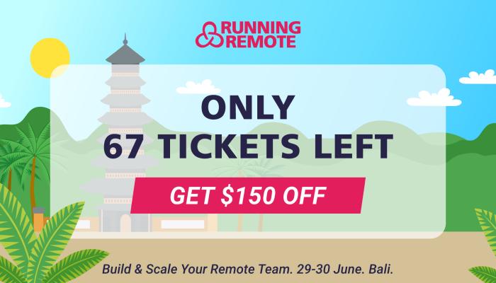 Running Remote Promo