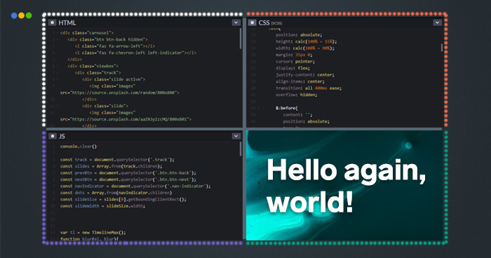 Introduction to the Best Code Playgrounds: JSFiddle, Codepen, and CodeSandbox