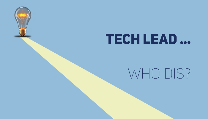 Becoming a Technical Lead: Working on Your Leadership Skills