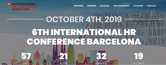 Barcelona International HR Conference