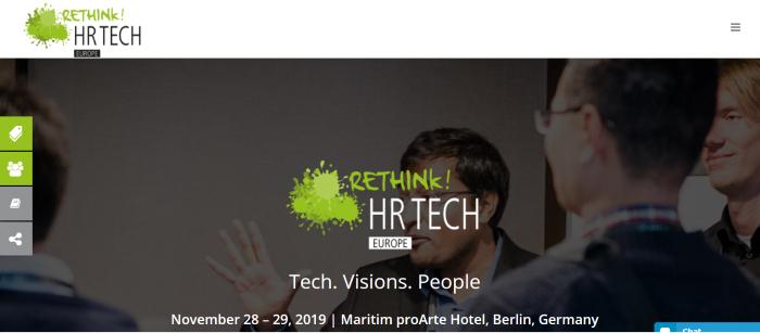 Berlin Rethink HR Tech