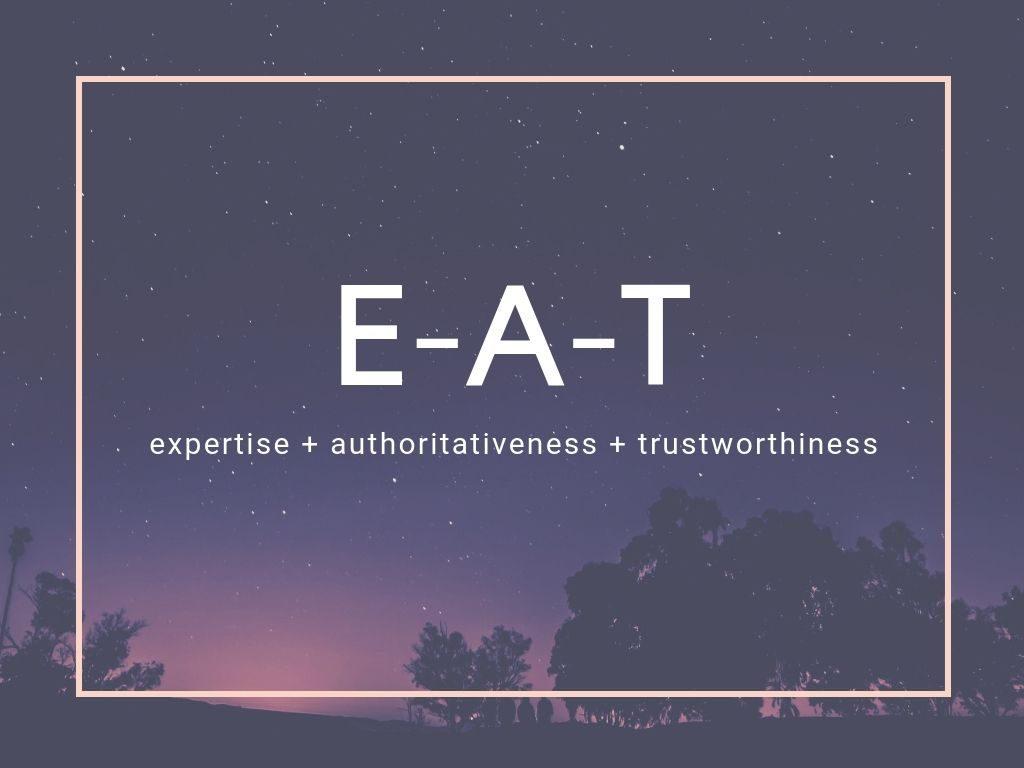 E-A-T