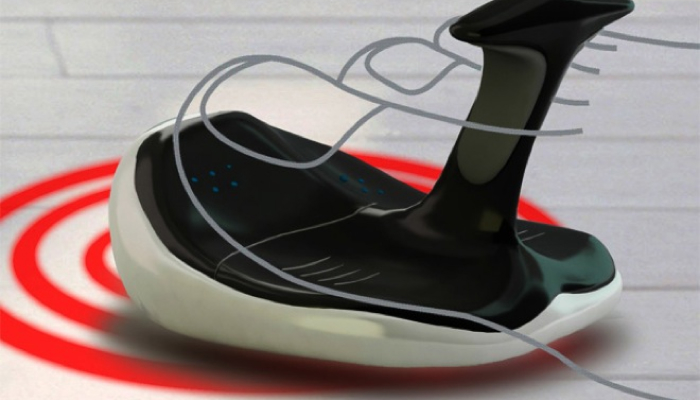 Foot-Mouse Image Source: Wired