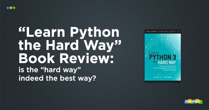 "artwork depicting a stylized cover of ""Learn Python the Hard Way)"