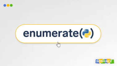 Python enumerate() Explained and Visualized