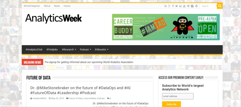 The Future of Data Podcast