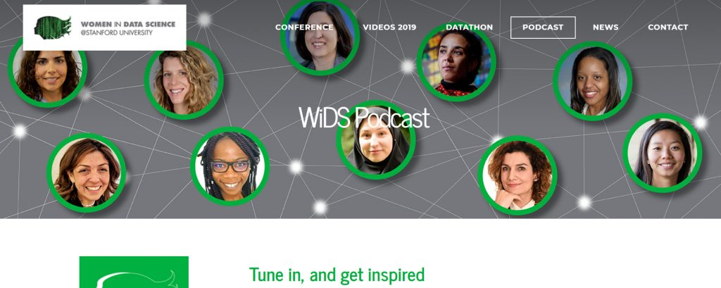Women in Data Science Podcast