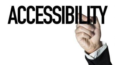 Guidelines for Building Accessible Web Applications