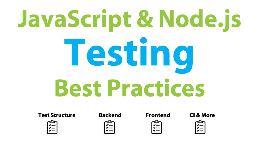 JavaScript Best Practices