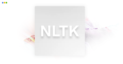 artwork depicting a stylized NLTK logo