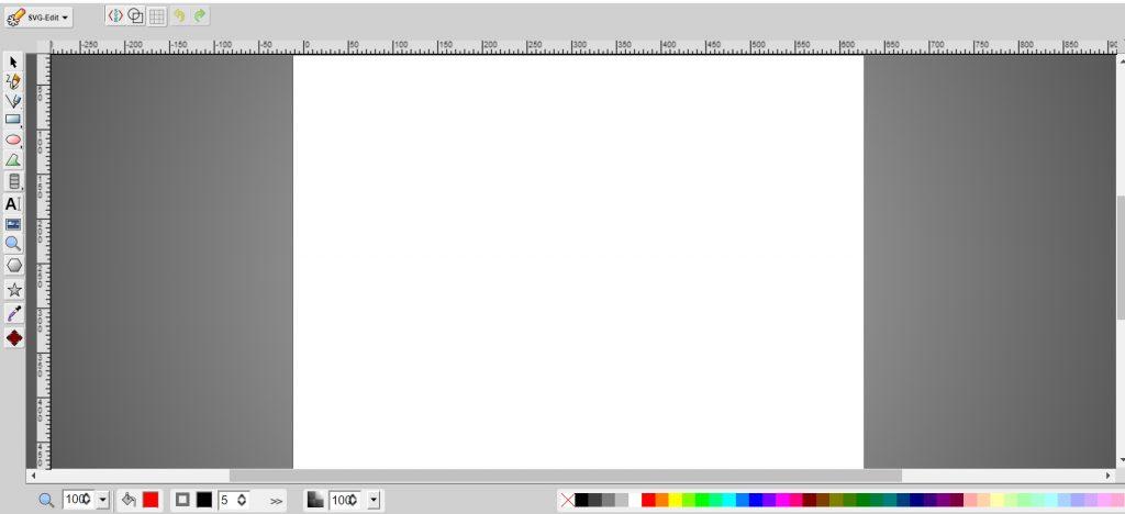 SVG Edit Latest Release Screenshot