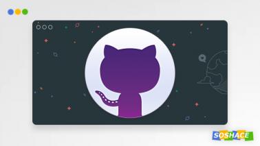 stylized logo of GitHub Desktop