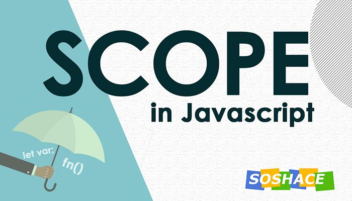 Scope in JS