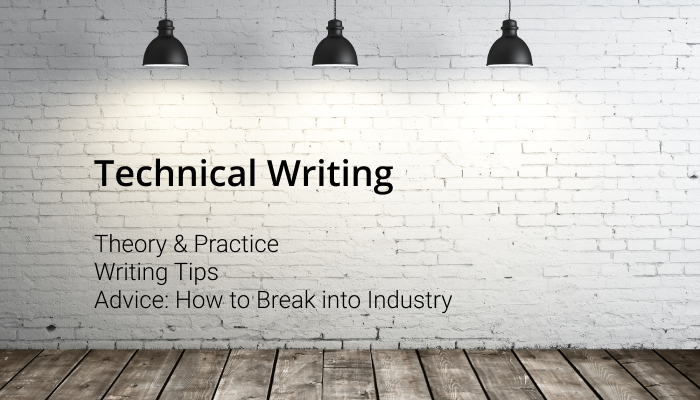 Tech Writing Tips