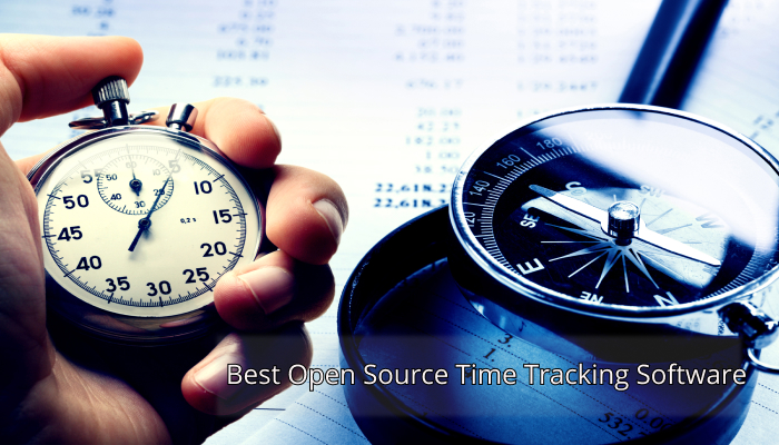 Selection of Best Open Source Time Tracking Software