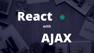 React and Ajax