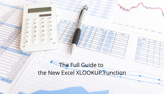 The Full Guide to the New Excel XLOOKUP Function I