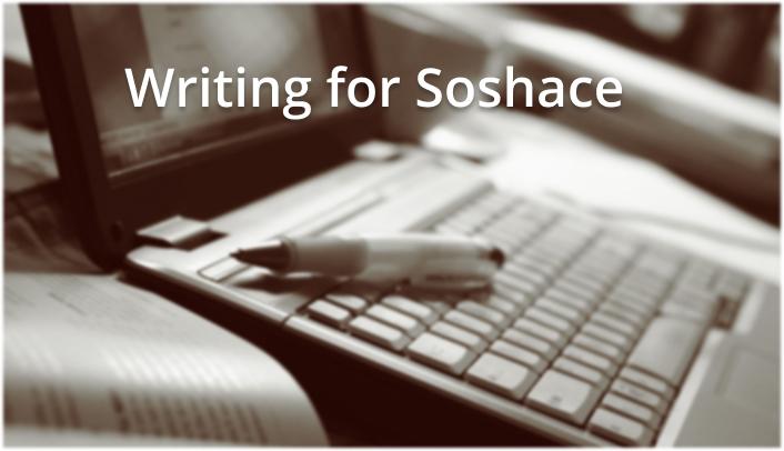 Writing for Soshace