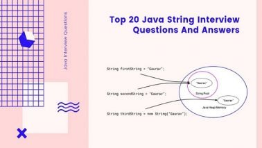 Top 20 Java String Interview Questions And Answers