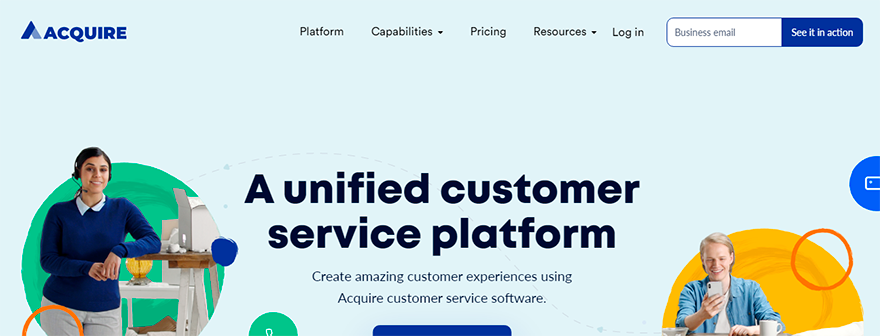 Acquire (customer engagement tool)