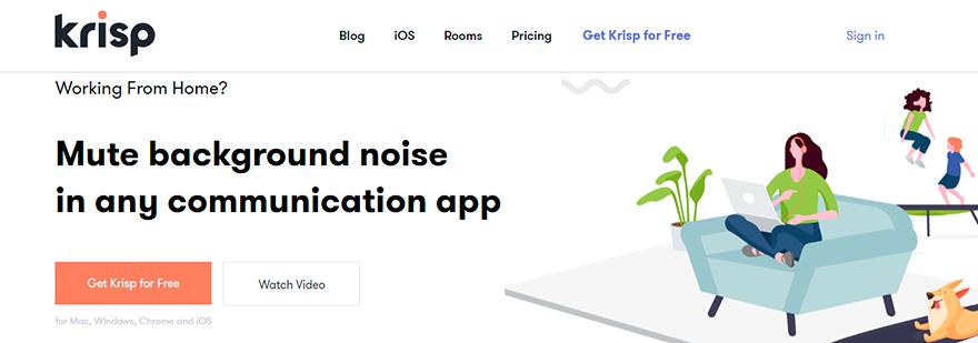 Krisp (productivity tool)