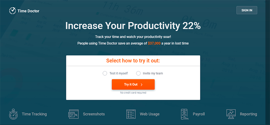 Time Doctor (time management tool)
